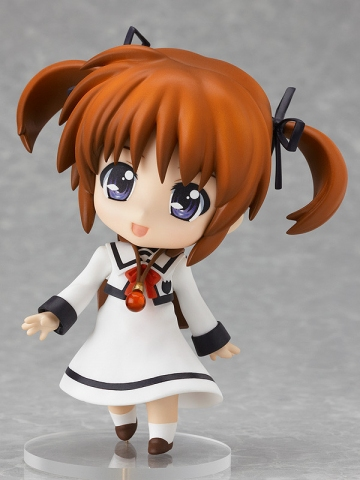 main photo of Nendoroid Nanoha Takamachi: Seishoudai Primary School Uniform Ver.