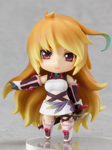 main photo of Nendoroid Petite: Tales Series: Milla Maxwell