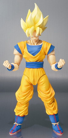 main photo of S.H.Figuarts Son Goku Super Saiyan