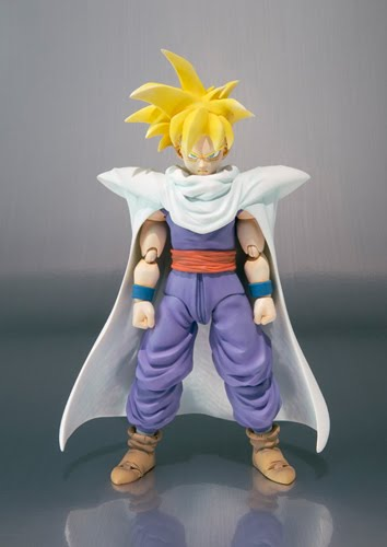 main photo of S.H.Figuarts Son Gohan Super Saiyan