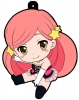 photo of Petanko Mawaru Penguindrum Trading Rubber Strap: Isora Hibari