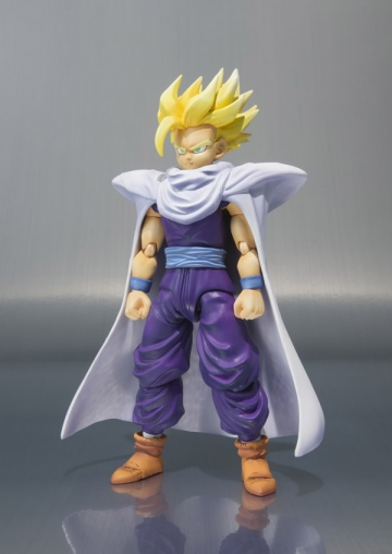 main photo of S.H.Figuarts Son Gohan Super Saiyan Special Color Edition