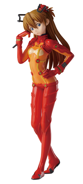 main photo of Rebuild of Evangelion Portraits 6: Shikinami Asuka Langley Test Suit Ver.