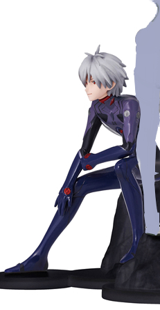 main photo of Rebuild of Evangelion Portraits 6: Kaworu Nagisa