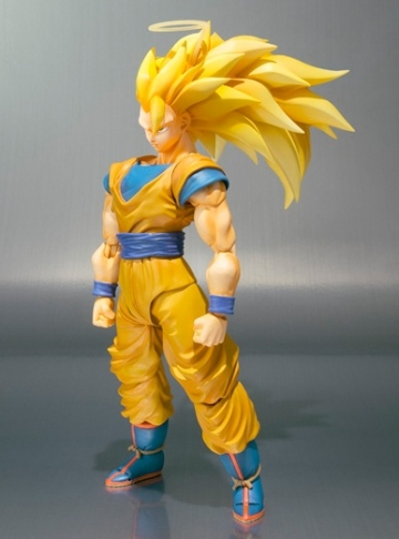 main photo of S.H.Figuarts Son Goku Super Saiyan 3
