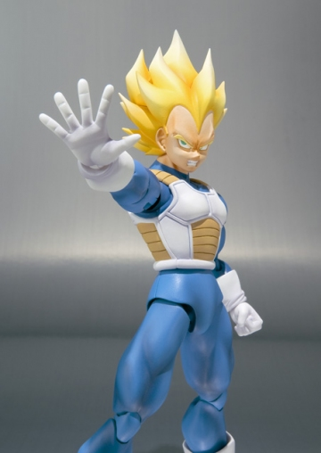 main photo of S.H.Figuarts Vegeta Super Saiyan