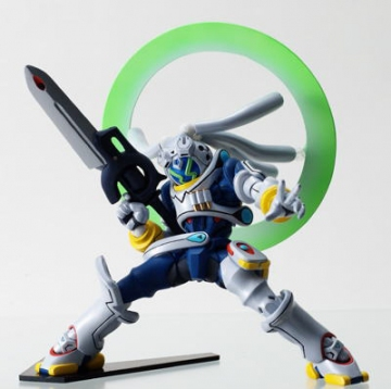 main photo of Revoltech Yamaguchi Series No.007 King Gainer