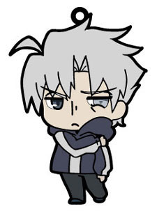 main photo of Fate/Zero Trading Rubber Strap Part.2: Matou Kariya