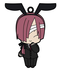 main photo of Inu x Boku SS Rubber Strap Collection Vol.1: Natsume Zange