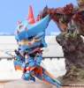 photo of Nendoroid Hunter: Male Swordsman – Lagia X Edition