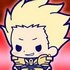 Fate/Zero Rubber Strap Collection Chapter 2: Gilgamesh