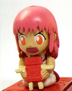 main photo of Gash Bell Book Gashapon: Tio