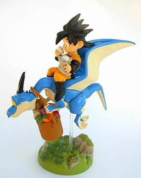 main photo of Dragon Ball Z Imagination Figure 2: Son Goten