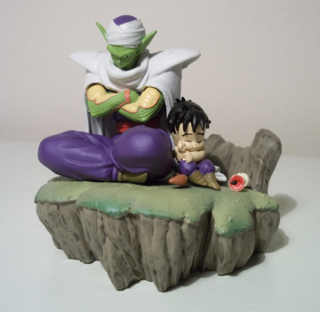 main photo of Dragon Ball Z Imagination Figure 2: Piccolo & Son Gohan