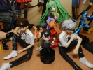 photo of Clamp no Kiseki: Watanuki Kimihiro Black Bishop Chess Piece
