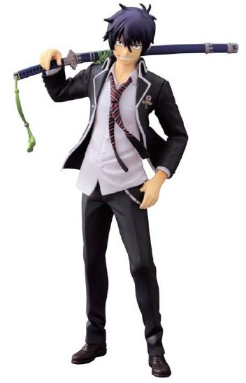 main photo of Ichiban Kuji Ao no Exorcist Okumura Rin