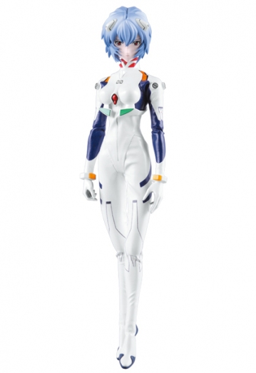 main photo of Real Action Heroes No.454 Ayanami Rei Evangelion New Theatrical Ver.