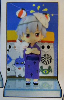 main photo of Ichiban Kuji Evangelion Second Impact: Nagisa Kaworu Festival Lawson Recolor Ver.
