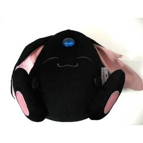 main photo of Mokona Modoki (Black) Plushie