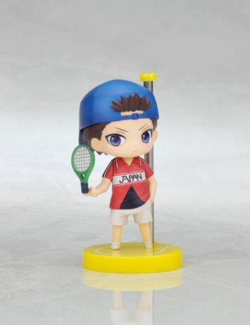 main photo of One Coin Grande Figure Collection New The Prince of Tennis The First Game: Shishido Ryou