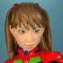 Asuka Langley Real Version