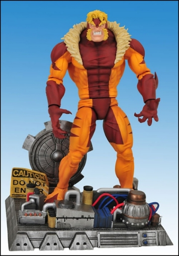 main photo of Marvel Select Sabretooth
