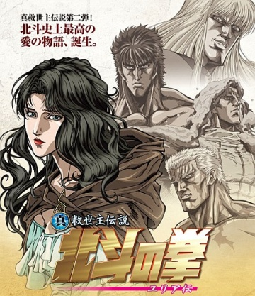 Yuria fist of the north star — 7