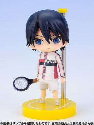 main photo of One Coin Grande Figure Collection New The Prince of Tennis The First Game: Tokugawa Kazuya