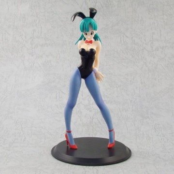 main photo of Deluxe Figure PICHI PICHI Gal: Bulma Bunny Girl Part 2