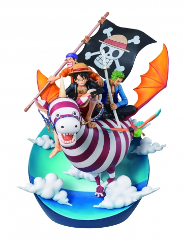main photo of Desktop Real McCoy One Piece 03