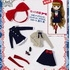 Pullip Outfit Set: Valleta Preppy Look Set