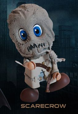 main photo of Cosbaby (S) Batman Begins: Scarecrow