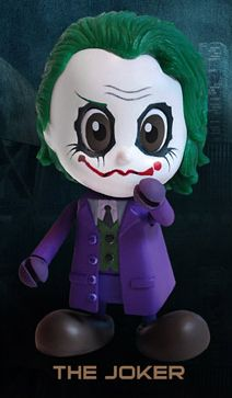 main photo of Cosbaby (S) The Dark Knight: The Joker