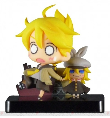 main photo of Sega Vocaloid Vignettum Cute: Kagamine Len
