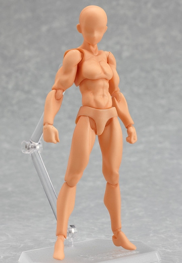 main photo of Figma Archetype He Flesh color Ver.
