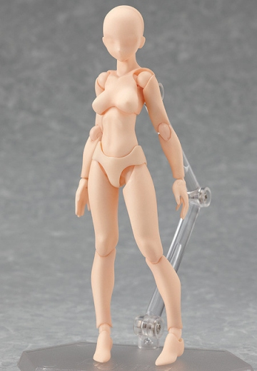 main photo of figma Archetype She Flesh color Ver.
