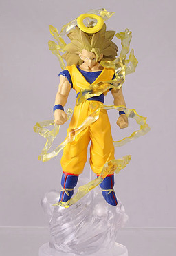 main photo of Dragon Ball Z Imagination Figure 2: Son Goku Super Saiyan 3