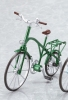 photo of ex:ride: ride.002 - Classic Bicycle: Metallic Green