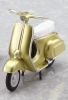 photo of ex:ride: ride.001 - Vintage Bike: Metallic Yellow