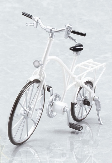 main photo of ex:ride: ride.002 - Classic Bicycle: Pearl White