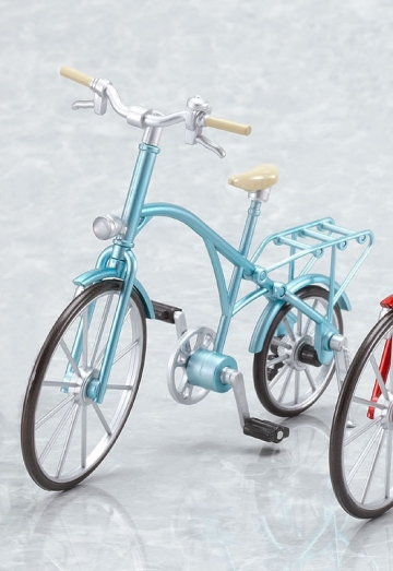 main photo of ex:ride: ride.002 - Classic Bicycle: Metallic Blue