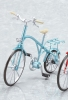 photo of ex:ride: ride.002 - Classic Bicycle: Metallic Blue