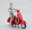 photo of ex:ride: ride.001 - Vintage Bike: Metallic Red