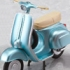 ex:ride: ride.001 - Vintage Bike: Metallic Blue