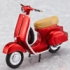 ex:ride: ride.001 - Vintage Bike: Metallic Red