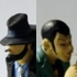 Treasure On Desk Figure Act.2: Jigen Daisuke & Lupin the 3rd