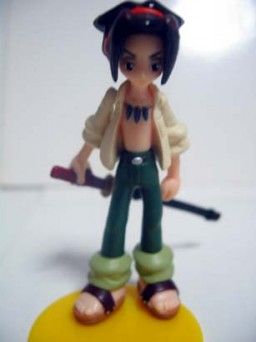 main photo of Shaman King Figure Collection Part 1: Asakura Yoh