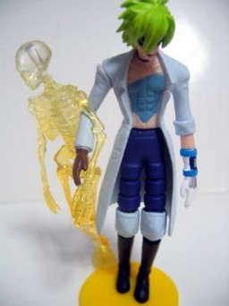 main photo of Shaman King Figure Collection Part 1: Faust VIII