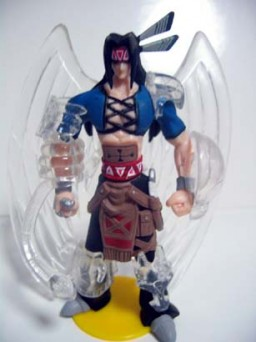 main photo of Shaman King Figure Collection Part 1: Silva