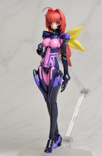 main photo of Figma Kagami Sumika Reinforced Equiment Ver.
